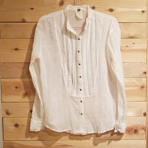 Free People One Blouse Size XS